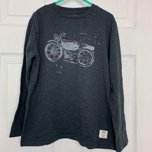 Zara Long Sleeve Tee Shirt